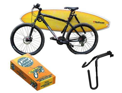 Northcore Lowrider Surfboard Bike Carry Rack NOCO65
