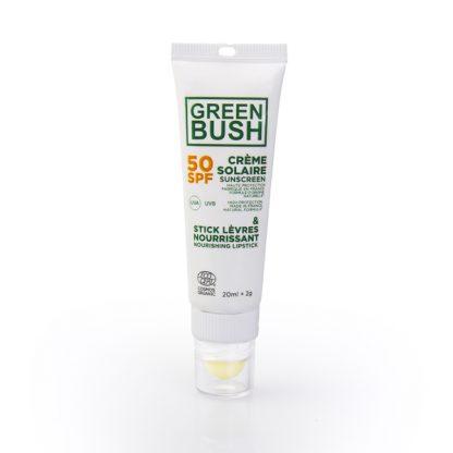 Greenbush sunscreen lipstick