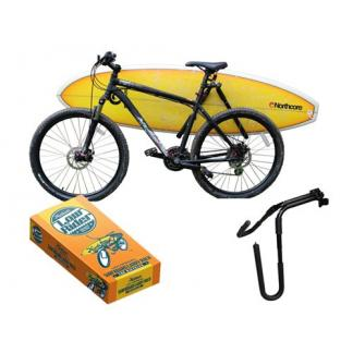 lowrider surfboard bike rack