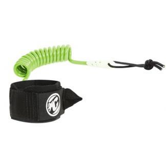 coiled wrist leash